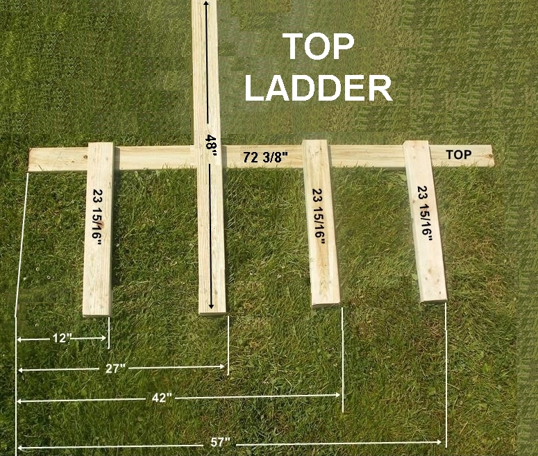 Deer blind windows for Free ladder stand plans